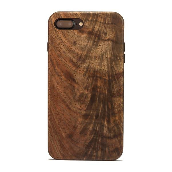 KerfCase Figured Walnut Wood Phone Case for iPhone 7 Plus