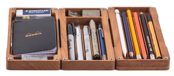 Studio Case pencil and gear holder
