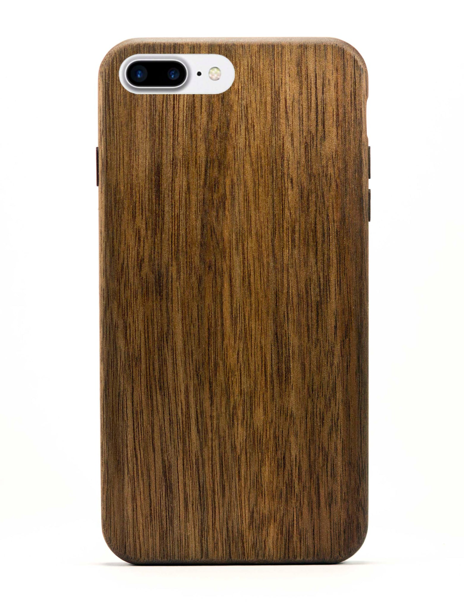 Walnut Wood iPhone 7 Plus Case