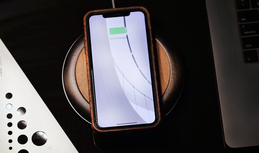 fast charging wireless charging pad kerfcase