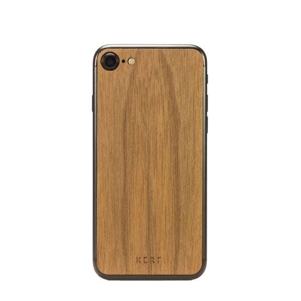 Walnut skin for iPhone 7