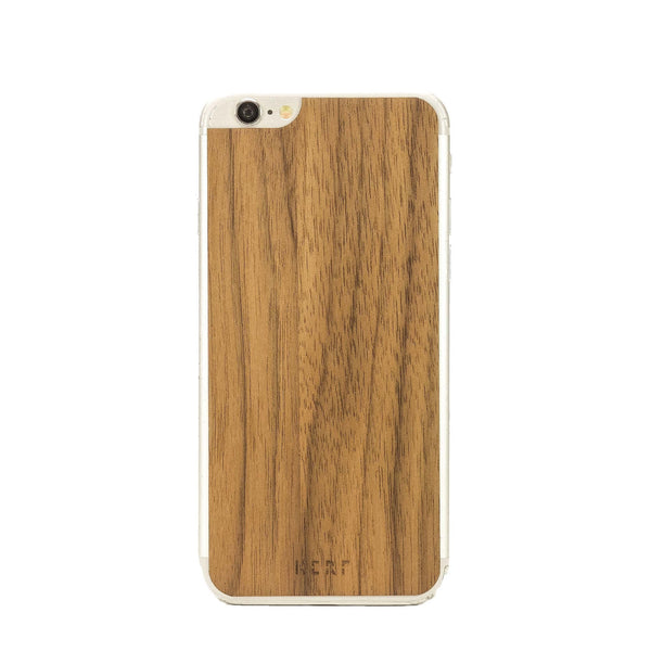 Walnut skin for iPhone 6