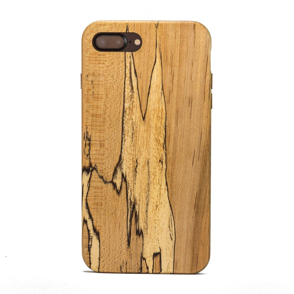 Spalted Maple Wood Case for iPhone 8 Plus