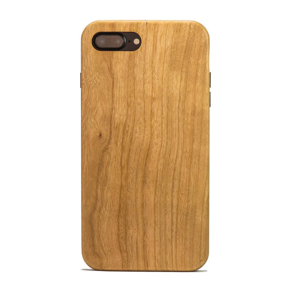 super cute 80898 5c8ad Cherry Wood Case for iPhone 8 Plus