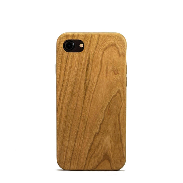 Cherry Wood iPhone 8 Case