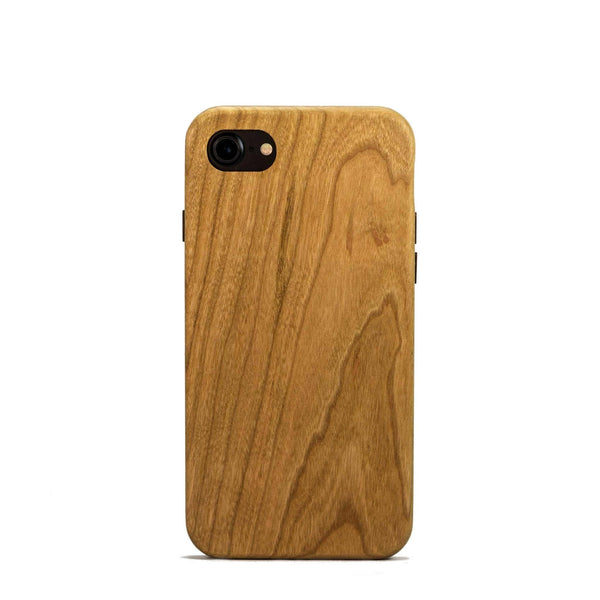 Cherry Wood iPhone 7 Case