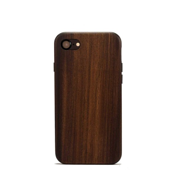 Wood iPhone 7 Case - Bulletwood