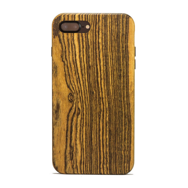 Bocote Wood case for the iPhone 7 Plus