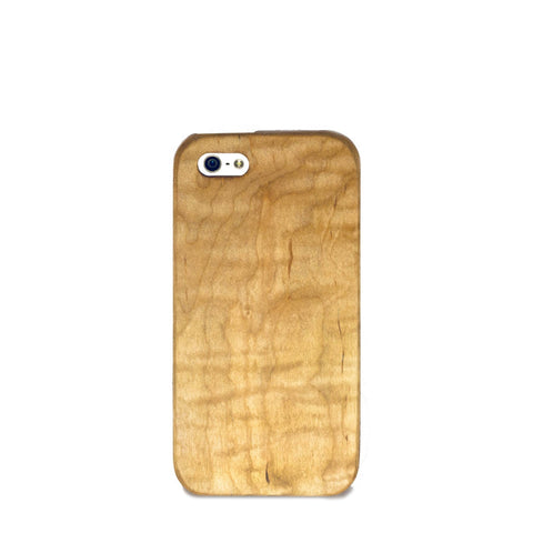 iPhone SE Case - Maple Wood