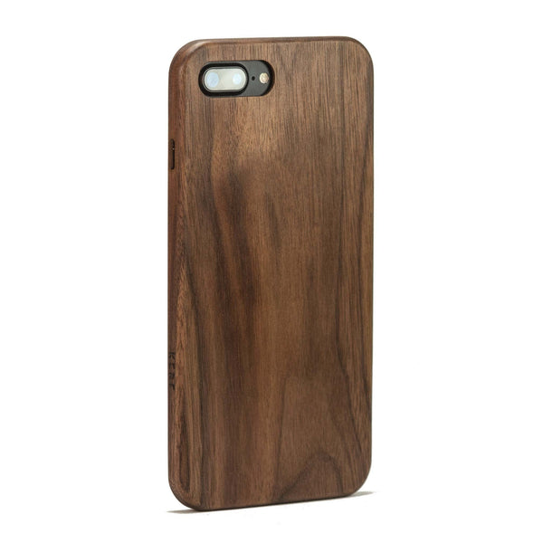 buy online e4722 bb0dc Walnut Wood Case for iPhone 7 Plus