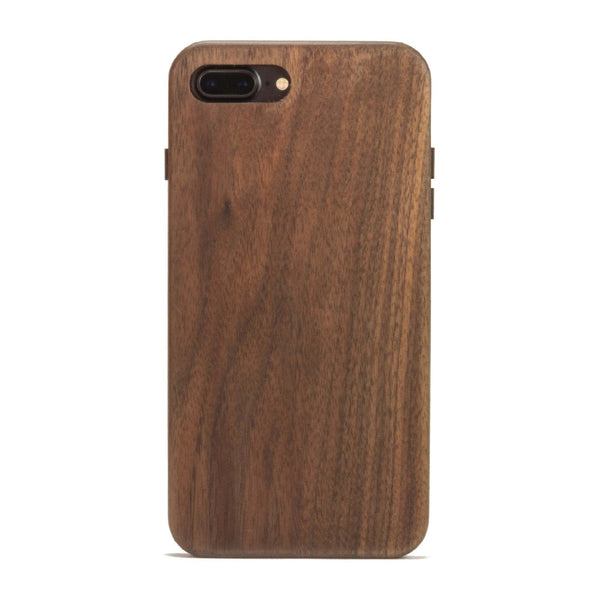Natural Walnut Wood Case for iPhone 8 Plus