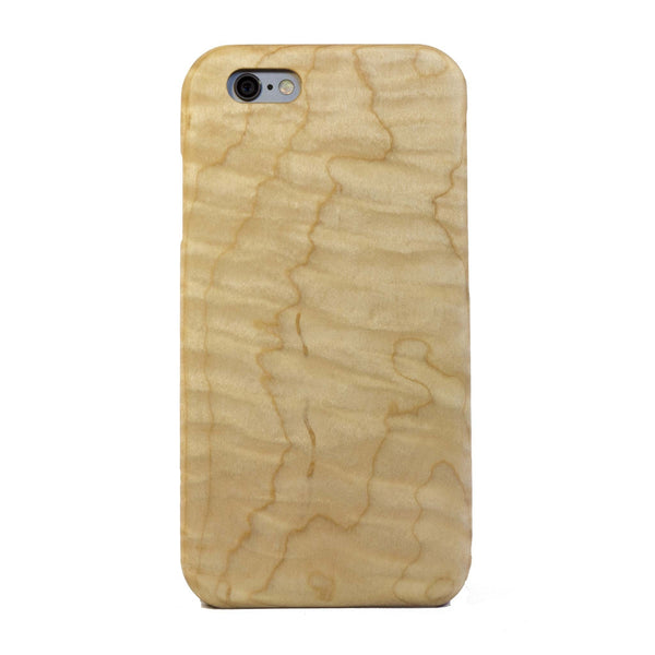 maple wood case for iPhone 6 plus