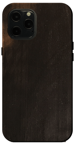 Kerf Select Black Gabon Ebony Wood Case