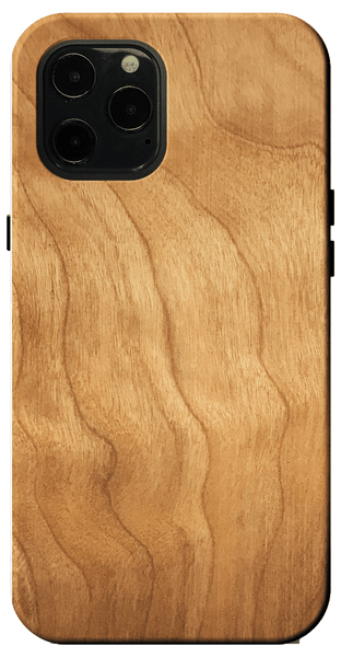 Kerf Select Figured Cherry Wood Case