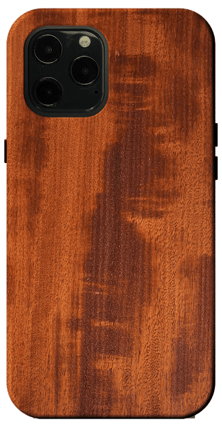 Kerf Select Figured Ipe Wood Case
