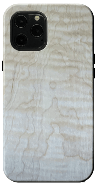 Kerf Select Figured Maple Wood Case