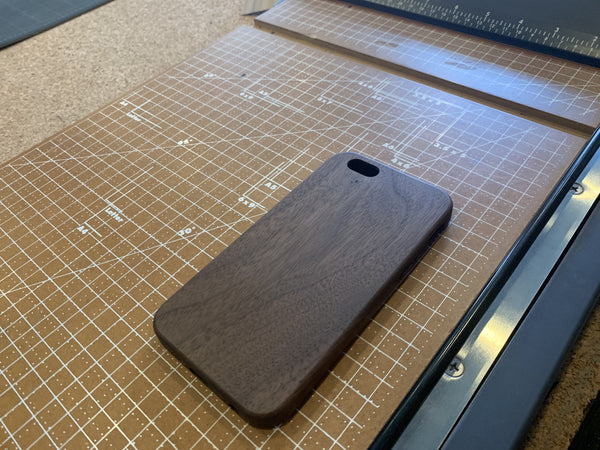 Walnut Case for iPhone 6/6s