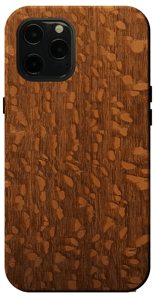 Kerf Select Lacewood Wood Case