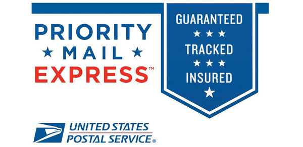 Shipping Upgrade - Next Day USPS Priority Mail Express