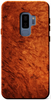 Amboyna Burl Wood case for Galaxy