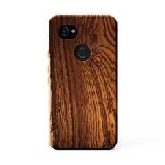 Bocote Wood Case for Google Pixel 2 XL