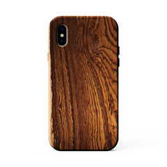 bocote wood case for iphone x