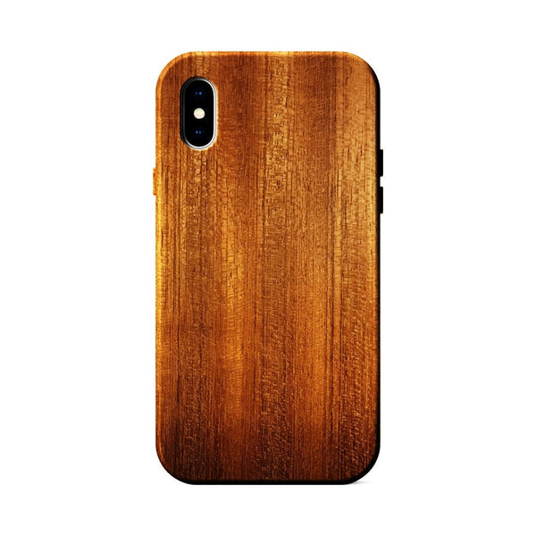 Brazilian Cherry wood case for iPhone
