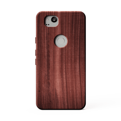 KerfCase bulletwood wood phone case for google pixel 2