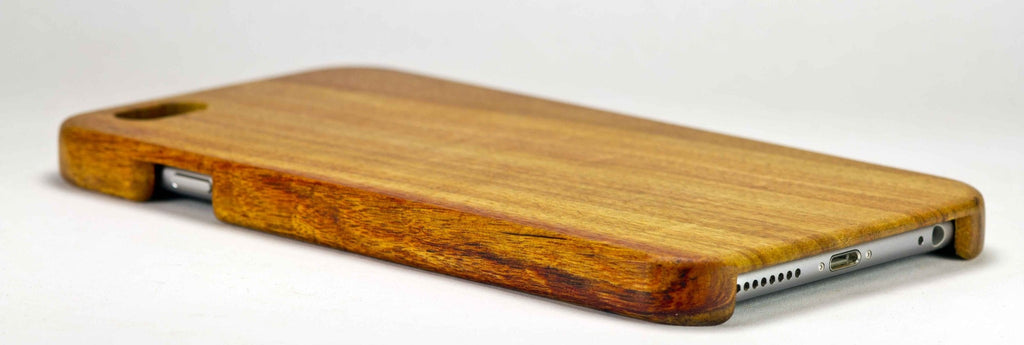Canary Wood iPhone 7 Case - Lifestyle