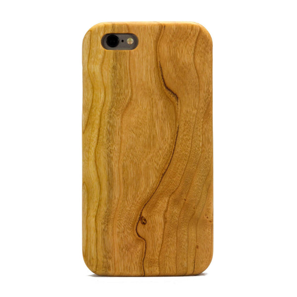 Cherry Wood iPhone 6 Plus / iPhone 6s Plus Case
