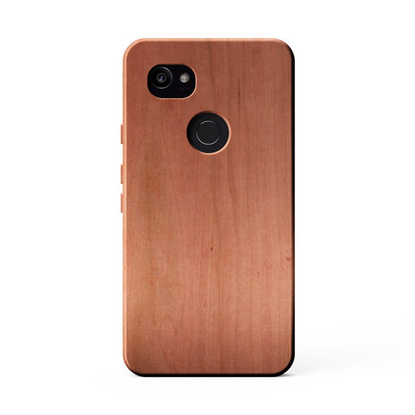 Cherry Wood Case for Google Pixel 2 XL