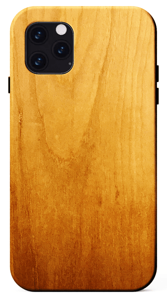 cherry wood iPhone 11 pro max kerf phone case
