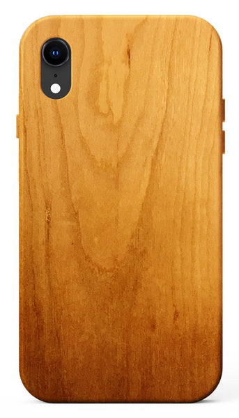 iPhone XR Wood Case