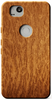 Eucalyptus Burl Wood Case for Pixel