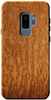 Eucalyptus Burl Wood Case for Galaxy