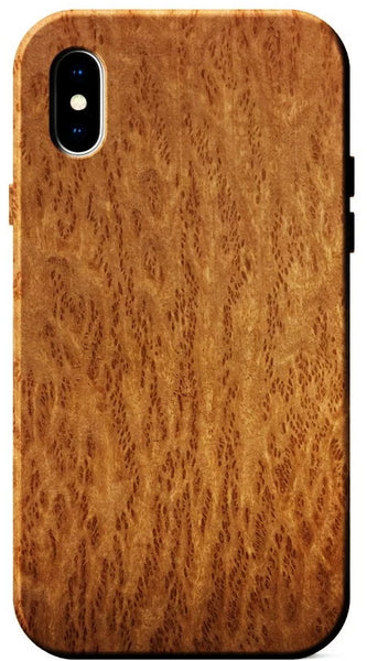 Eucalyptus Burl Wood Case for iPhone