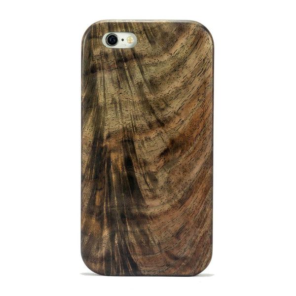 Figured Walnut iPhone 6 Plus case