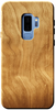 Figured Cherry wood case for Galaxy