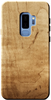 Figured Maple Wood Case for Galaxy