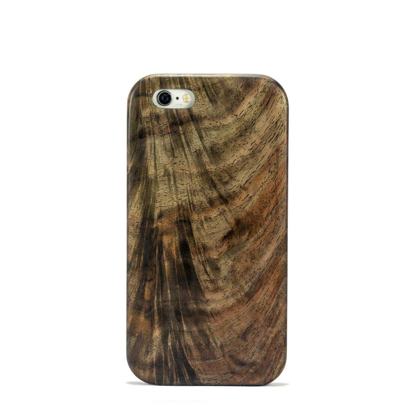 Figured Walnut Case for iPhone 6/6s