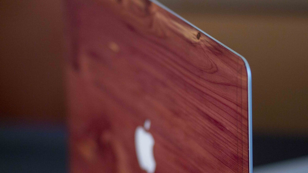 sports shoes 35f75 568d6 Wood Skin for MacBook