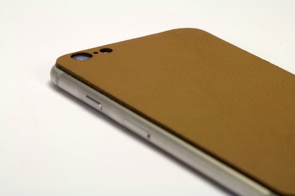 Leather iPhone 7 Skin