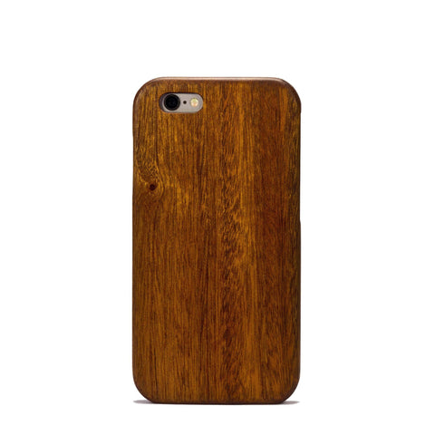 Mahogany wood iPhone 6 Case