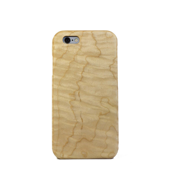 maple wood case for iPhone 6 and iPhone 6 plus
