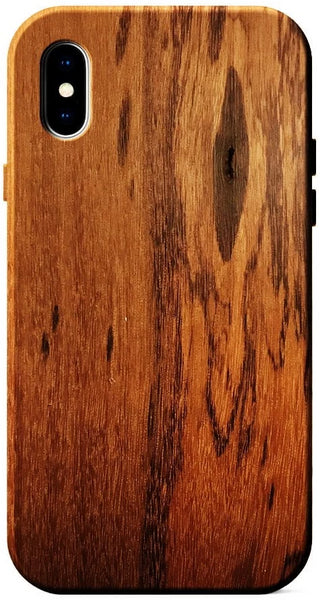 Marblewood wood case for iPhone