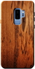 Marblewood wood case for Galaxy