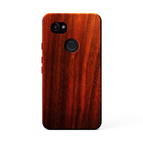 Padauk Wood Case for Google Pixel 2 XL