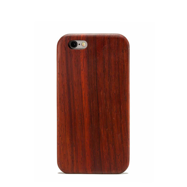 Padauk red wood iPhone 7 Plus Case