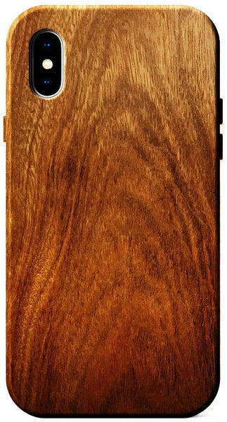 rosewood wood case for iPhone X xs max