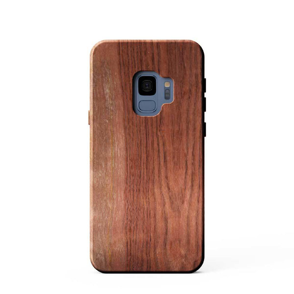 newest 7afd6 a1f98 Galaxy S9 Wood Case